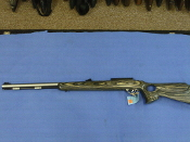 USED Thompson OMEGA 50 CAL