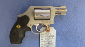 Smith & Wesson MODEL 637 WYATT DEEP COVER 38 SPECIAL