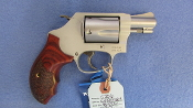 Smith & Wesson MODEL 637 PERFORMANCE CENTER 38 SPECIAL