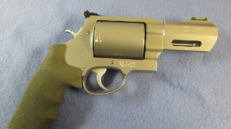 smith and wesson model 460xvr