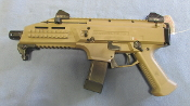 CZ SCORPION 9MM FDE