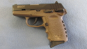 SCCY CPX-1 9 mm PISTOL