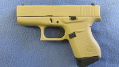 GLOCK EXCLUSIVE 43 9MM DS