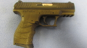 WALTHER CCP EXCLUSIVE OD GREEN 9MM