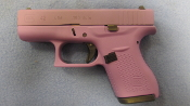 GLOCK 42 EXCLUSIVE 380 CALIBER