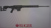 NEW RUGER PRECISION 308 rifle