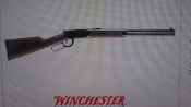 WINCHESTER 94 SHORT RIFLE 25/35