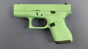 EXCLUSIVE GLOCK 42 TORQUOISE