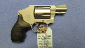Smith & Wesson MODEL 642 PRO SERIES AIRWEIGHT 38 SPECIAL