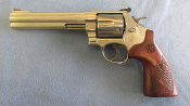 SMITH AND WESSON 629 DELUXE