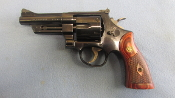 SMITH AND WESSON 27 357 MAGNUM