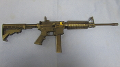 COLT AR15 9MM CARBINE