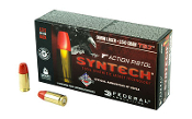 FEDERAL SYN TECH 9MM AMMO