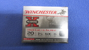 WINCHESTER 20 GAUGE SLUGS